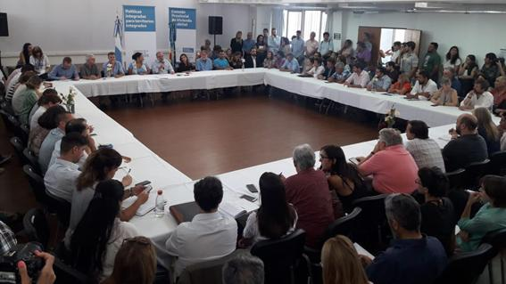 DEMOCRATIZAR LAS POLITICAS URBANAS. Los consejos de hábitat en la Provincia de Buenos Aires.